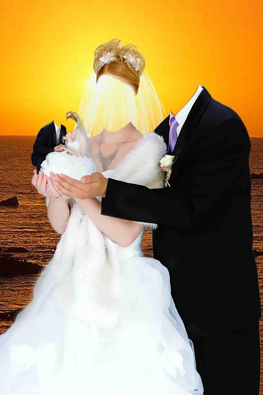 фрилансера кажется сделать себя невестой фотошоп жилья родственников материнский